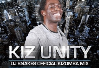 Dj Snakes Kizomba Mix - Kiz Unity Sweet Mix [July 2016]