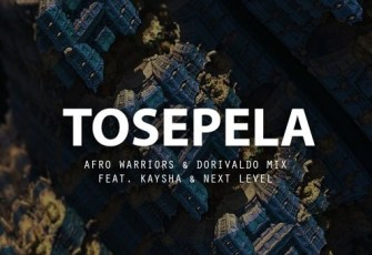 Afro Warriors & Dorivaldo Mix Feat. Kaysha & Next Level - Tosepela