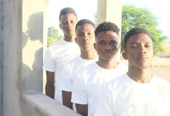Os G.N.B - Broa (Afro-Original) 2016