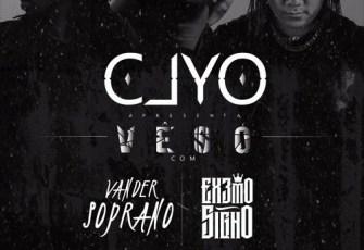 Clyo - Vê Só (Feat. Ext3mo Signo & Vander Soprano) 2016