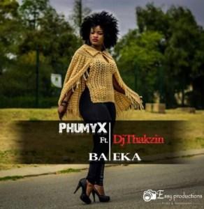 Phumy X Ft. Dj Thakzin - Baleka (Afro House) 2016