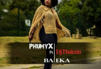 Phumy X Ft. Dj Thakzin - Baleka (Afro House) 2016