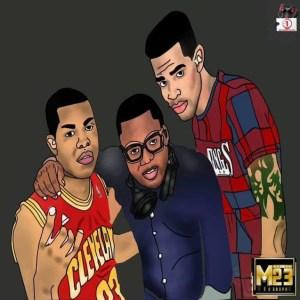 M23 Feat. J Wime - Minha Felizarda (Hip Hop) 2016