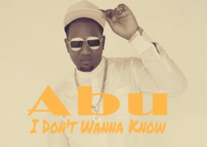Abu - I Don't Wanna Know (Kizomba) 2016