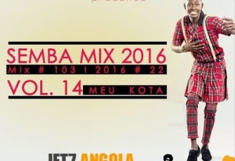 Semba Mix 2016 (Meu Kota) Vol. 14 - Eco Live Mix