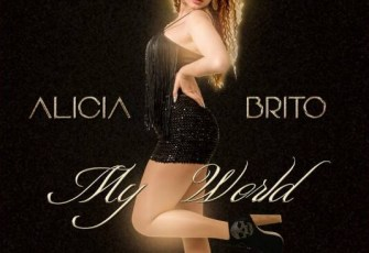 Alicia Brito - My World (Álbum) 2016