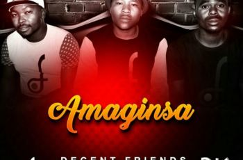 Decent Friends - Amaginsa (Afrikan Roots Remix) 2016