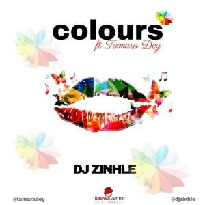 Dj Zinhle Ft. Tamara Dye - Colours (Afro House) 2016