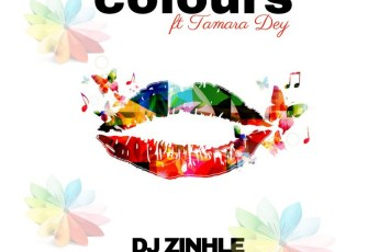 Dj Zinhle Ft. Tamara Dye - Colours (Afro House) 2016