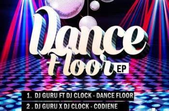 DJ Guru & DJ Clock - Codiene (Afro House) 2016