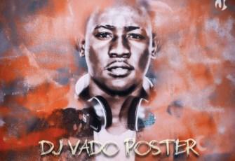 Dj Vado Poster - Ngadiama (Afro House) 2016