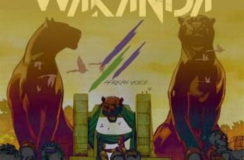 Wakanda - Afrikan Voice (Afro House) 2017