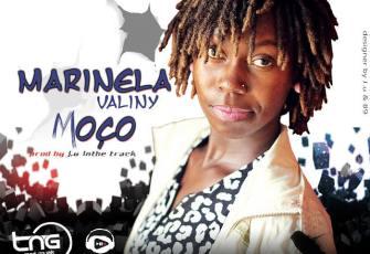 Marinela Valiny - Moço (Kizomba) 2017