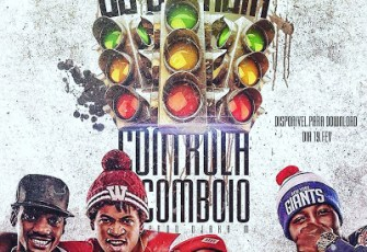 Os Detroia - Controla o Comboio (Afro House) 2017
