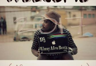 Dj Kinny Afro Beatz - Welcome 2017 (Afro House) 2017