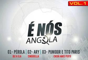Punidor Apresenta: É Nós Angola Vol.1 (2017)