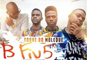 B-Five feat. Mid One - Toque do Moleque (Afro House) 2017