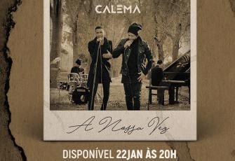 Calema - A Nossa Vez (2017)