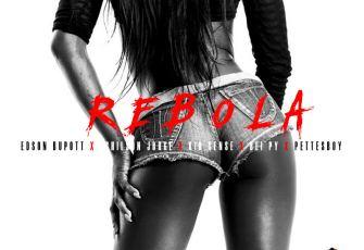 TCJ Pro Music feat. Edson Bupott,Tchilson Jorge, Kid Sense, Bei Py & Pettesboy - Rebola (Rap) 2017