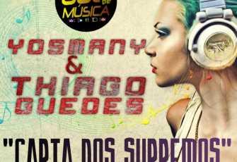 Yosmany & Thiago Guedes - Vou Matar (Hip Hop) 2016