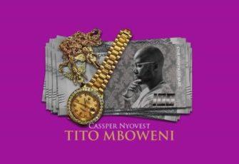 Cassper Nyovest - Tito Mboweni (2017)