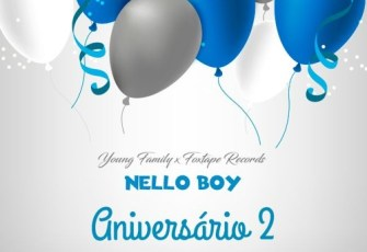Nello Boy (Young Familly) - Aniversário II (Mixtape) 2017