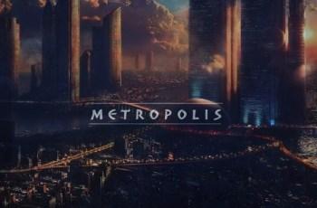 Wilson Kentura - Metrópolis (Afro House) 2017