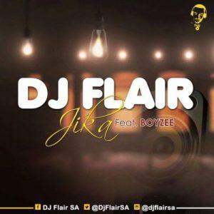 DJ Flair feat. Boyzee - Jika  (Afro House) 2017