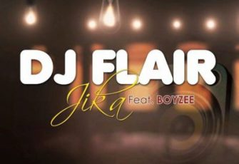 DJ Flair feat. Boyzee - Jika (Afro House) 2017