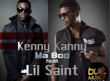 Kenny Kanny feat. Lil Saint - Ma Boo (Kizomba) 2017