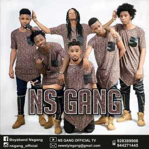 NS Gang - Perco o Fio (Tarraxinha) 2017