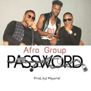 Afro Group - Password (Kizomba) 2017