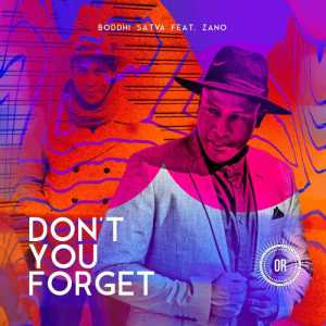 Boddhi Satva feat. Zano - Don't You Forget (Afro House) 2017