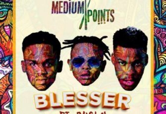 Medium Points feat. Busi N - Blesser (Afro House) 2017