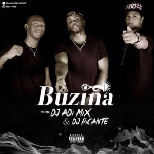 Dj Adi Mix & Picante - Buzina (Afro House) 2017