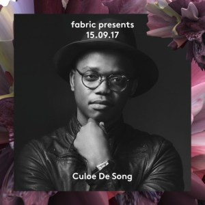 Culoe De Song - Fabric Promo Mix