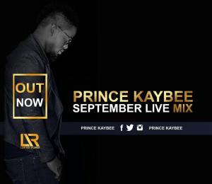 Prince Kaybee - September Live Mix (2017)