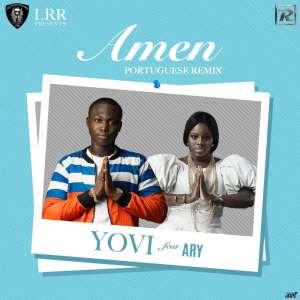 Yovi feat. Ary - Amen (Portuguese Remix) 2017
