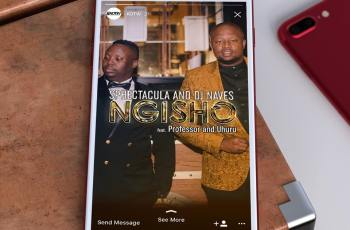 SPHEctacula and DJ Naves - Ngisho (feat. Professor & Uhuru) 2017