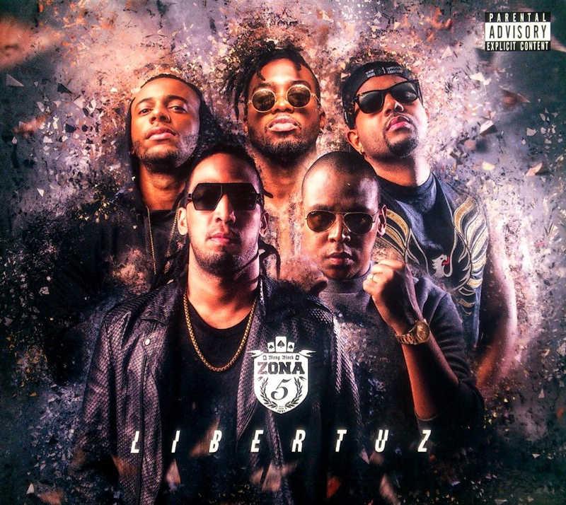 Zona 5 - Libertuz (Álbum Completo) 2017