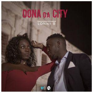 Lonny B - Dona da City (Tarraxinha) 2018