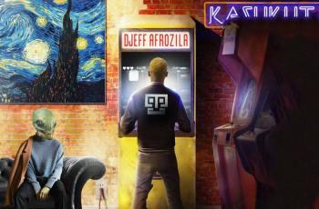 Djeff Afrozila - Labyrinth (Afro House) 2018