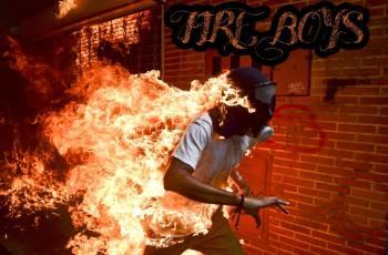 Fire Boy's - Streep