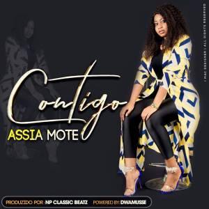 Assia Mote - Contigo (Kizomba) 2019
