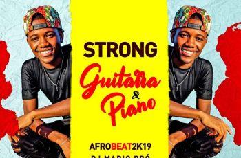 Dj Mário Pró - Strong Guitar & Piano