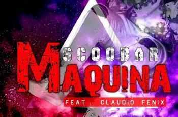 M Scobar - Máquina (feat. Cláudio Fénix) 2019
