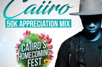 Caiiro - 50k Appreciation Mix