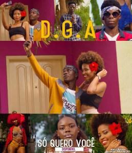 D.G.A - Só Quero Você
