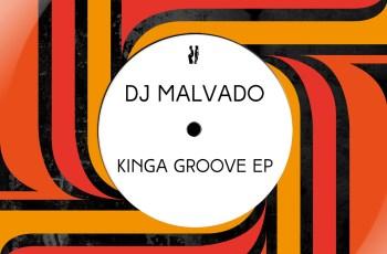Dj Malvado - Kinga Groove (feat. Lulas da Paixão) 2019