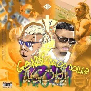 Délcio Dollar - Agora (feat. Gandy) 2020